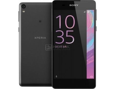 Смартфон Sony Xperia E5 Black (Android 6.0 (Marshmallow)/MTK6735 1300MHz/5.0