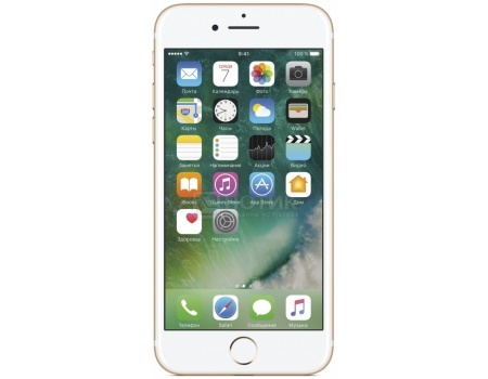 Смартфон Apple iPhone 7 128Gb Gold (iOS 10/A10 Fusion 2340MHz/4.7
