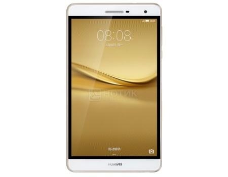 """Планшет Huawei MediaPad T2 7,0 LTE (Android 5.1/MSM8939 1500MHz/7.0"""" (1920x1200)/2048Mb/16Gb/4G LTE 3G (EDGE, HSDPA, HSPA+)) [PLE-701L Gold] от Нотик"""