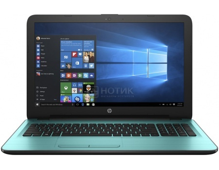 Ноутбук HP 15-ba506ur (15.6 LED/ E-Series E2-7110 1800MHz/ 4096Mb/ HDD 500Gb/ AMD Radeon R2 series 64Mb) MS Windows 10 Home (64-bit) [Y6F18EA]