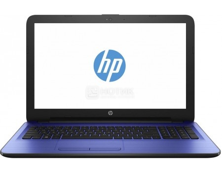 Ноутбук HP 15-ba504ur (15.6 LED/ E-Series E2-7110 1800MHz/ 4096Mb/ HDD 500Gb/ AMD Radeon R2 series 64Mb) MS Windows 10 Home (64-bit) [X5D88EA]