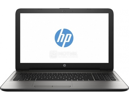 Ноутбук HP 15-ba503ur (15.6 LED/ E-Series E2-7110 1800MHz/ 4096Mb/ HDD 500Gb/ AMD Radeon R2 series 64Mb) MS Windows 10 Home (64-bit) [X5D86EA]