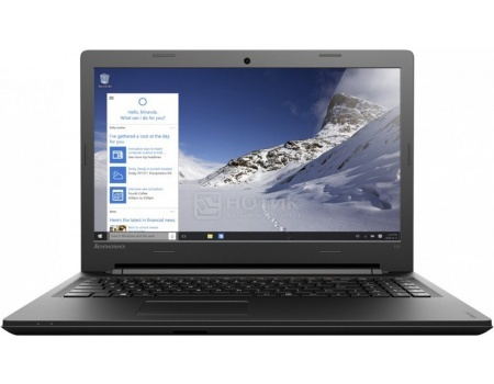 Ноутбук Lenovo IdeaPad 100-15 (15.6 LED/ Core i5 5200U 2200MHz/ 6144Mb/ HDD 1000Gb/ NVIDIA GeForce 920MX 2048Mb) MS Windows 10 Home (64-bit) [80QQ014PRK]