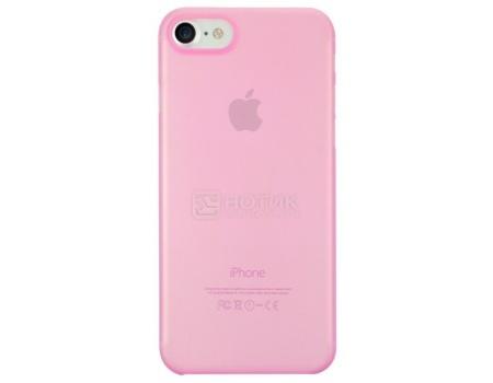 Чехол-накладка для iPhone 7 Ozaki O!coat 0.3 Jelly OC735PK, Пластик, Розовый