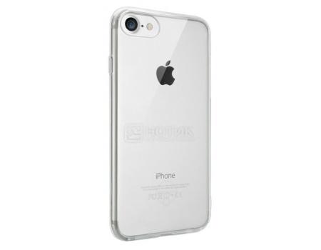 Чехол-накладка для iPhone 7 Ozaki O!coat Crystal+ OC739TR, Пластик, Прозрачный
