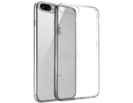 Чехол-накладка для iPhone 7 Plus Ozaki O!coat Crystal+ OC747TR, Пластик, Прозрачный