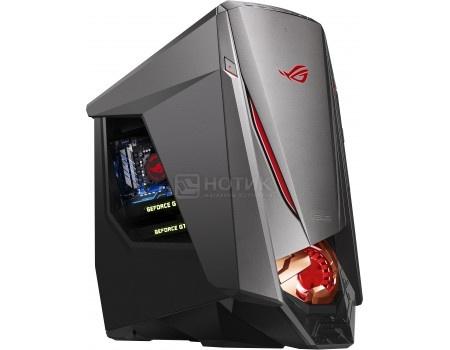 Системный блок Asus ROG GT51CA (0.0 / Core i7 6700K 4000MHz/ 16384Mb/ HDD+SSD 3000Gb/ NVIDIA GeForce® GTX 1080 8192Mb) MS Windows 10 Home (64-bit) [90PD01S1-M03770]