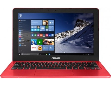 Ноутбук ASUS E202SA-FD0037T (11.6 LED/ Pentium Quad Core N3700 1600MHz/ 2048Mb/ HDD 500Gb/ Intel HD Graphics 64Mb) MS Windows 10 Home (64-bit) [90NL0054-M00730]