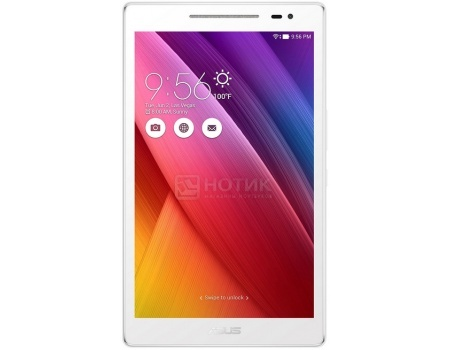 Планшет Asus ZenPad 8.0 Z380KNL 16Gb (Android 6.0 (Marshmallow)/MSM8916 1200MHz/8.0* 1280x800/1024Mb/16Gb/4G LTE ) [90NP0247-M03110], арт: 47789 - ASUS