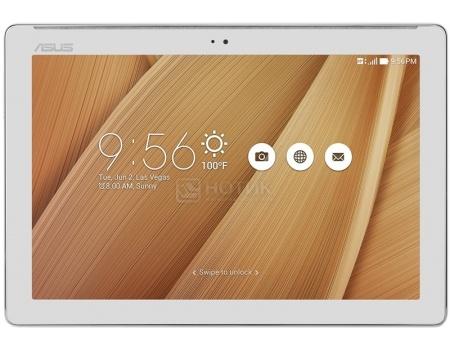 Планшет Asus ZenPad 10 Z300CNG 16Gb (Android 6.0 (Marshmallow)/x3-C3230 1200MHz/10.1* 1280x800/1024Mb/16Gb/ 3G (EDGE, HSDPA, HSUPA)) [90NP0215-M02050], арт: 47790 - ASUS