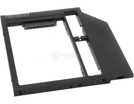 "Переходник Optibay Espada SS90 для установки в ноутбук HDD/SSD 2.5"" вместо DVD-привода (9,5mm) от Нотик"
