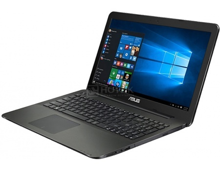 Ноутбук Asus X555BP (15.6 LED/ A6-Series A6-9210 2400MHz/ 8192Mb/ HDD 1000Gb/ AMD Radeon R5 M420 2048Mb) MS Windows 10 Home (64-bit) [90NB0D38-M00090]