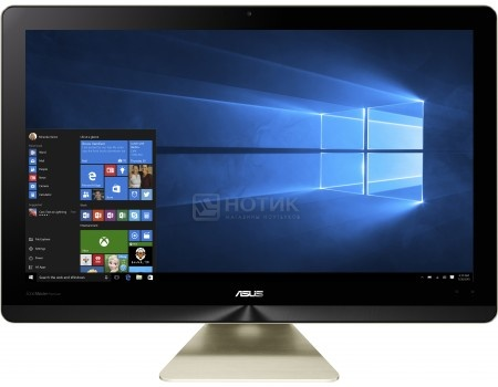 Моноблок Asus Zen AiO Pro Z220IC (21.5 LED/ Core i7 6700T 2800MHz/ 16384Mb/ HDD+SSD 1000Gb/ NVIDIA GeForce® GTX 960M 2048Mb) MS Windows 10 Home (64-bit) [90PT01D1-M02740]