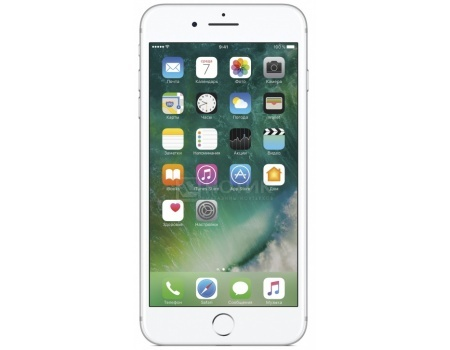 Смартфон Apple iPhone 7 Plus 128Gb Silver (iOS 10/A10 Fusion 2340MHz/5.5