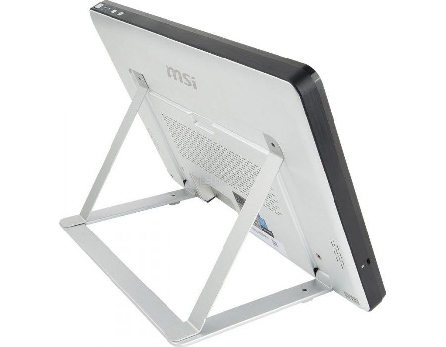 Моноблок MSI Pro 16 Flex-024RU 9S6-A62311-024 (Intel Celeron N3150 1.60 GHz/4096Mb/500Gb/noDVD/Intel HD Graphics/Wi-Fi/Bluetooth/Cam/15.6/1366x768/DOS)