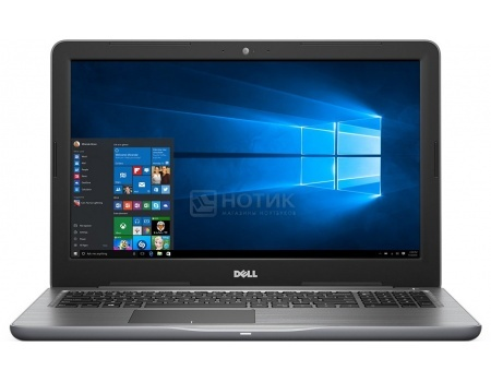 Ноутбук Dell Inspiron 5567 (15.6 LED/ Core i7 7500U 2700MHz/ 8192Mb/ HDD 1000Gb/ AMD Radeon R7 M445 4096Mb) MS Windows 10 Home (64-bit) [5567-2655]