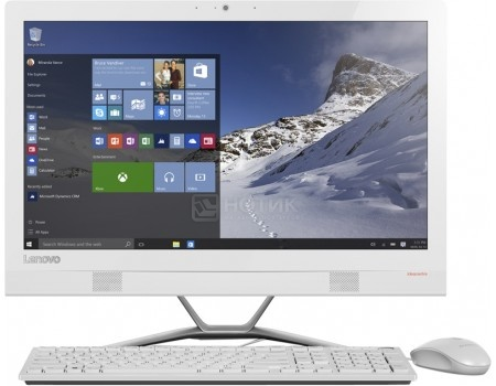 Моноблок Lenovo IdeaCentre 300-23 (23.0 IPS (LED)/ Core i5 6200U 2300MHz/ 8192Mb/ HDD 1000Gb/ NVIDIA GeForce GT 920A 2048Mb) Free DOS [F0BY00GKRK]