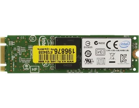 """Внутренний SSD-накопитель Intel 530 Series 240GB 2"""", M.2 SATA-III MLC, Серый SSDSCKHW240A401 от Нотик"""