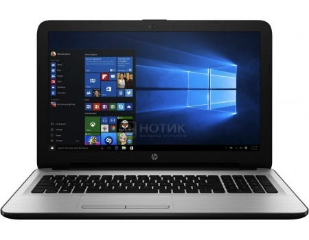 Ноутбук HP 15-ba005ur (15.6 LED/ A8-Series A8-7410 2200MHz/ 6144Mb/ HDD 1000Gb/ AMD Radeon R5 M430 2048Mb) MS Windows 10 Home (64-bit) [X0M78EA]
