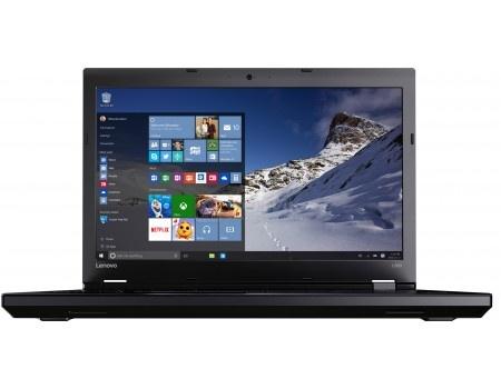 Ноутбук Lenovo ThinkPad L560 (15.6 LED/ Core i3 6100U 2300MHz/ 4096Mb/ HDD 500Gb/ Intel HD Graphics 520 64Mb) Free DOS [20F1S0C600]