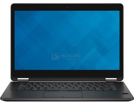 Ультрабук Dell Latitude E7270 (12.5 IPS (LED)/ Core i7 6600U 2600MHz/ 8192Mb/ SSD 512Gb/ Intel HD Graphics 520 64Mb) MS Windows 7 Professional (64-bit) [7270-9730]