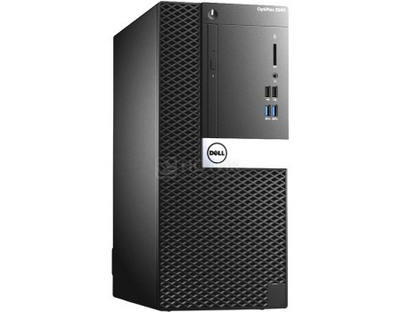 Системный блок Dell Optiplex 3040 MT (0.0 / Core i3 6100 3700MHz/ 4096Mb/ HDD 500Gb/ Intel HD Graphics 530 64Mb) MS Windows 7 Professional (64-bit) [3040-9877]