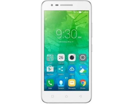 Смартфон Lenovo Vibe C2 (K10A40) White (Android 5.1/MT6735P 1000MHz/5.0