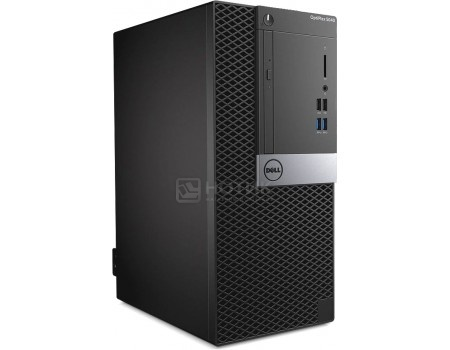 Системный блок Dell Optiplex 5040 MT (0.0 / Core i5 6500 3200MHz/ 4096Mb/ HDD 500Gb/ Intel HD Graphics 530 64Mb) MS Windows 7 Professional (64-bit) [5040-9945]