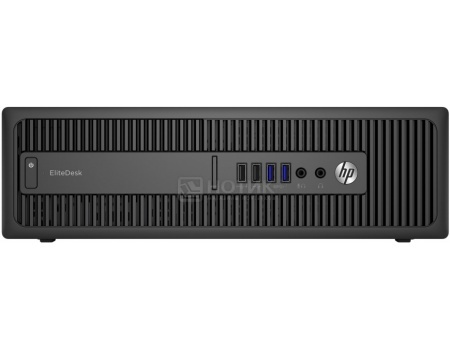 Системный блок HP EliteDesk 800 G2 SFF (0.0 / Core i5 6500 3200MHz/ 4096Mb/ HDD 500Gb/ Intel HD Graphics 530 64Mb) MS Windows 7 Professional (64-bit) [P1G46EA]