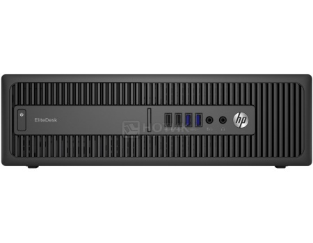 Системный блок HP EliteDesk 800 G2 SFF (0.0 / Core i5 6500 3200MHz/ 8192Mb/ SSD 128Gb/ Intel HD Graphics 530 64Mb) MS Windows 7 Professional (64-bit) [T4J17EA]