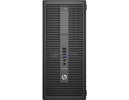Системный блок HP EliteDesk 800 G2 TWR (0.0 / Core i3 6100 3700MHz/ 4096Mb/ HDD 500Gb/ Intel HD Graphics 530 64Mb) MS Windows 7 Professional (64-bit) [T4J48EA]
