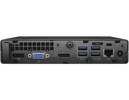 Системный блок HP EliteDesk 800 G2 Mini (0.0 / Core i3 6100T 3200MHz/ 4096Mb/ HDD 500Gb/ Intel HD Graphics 530 64Mb) MS Windows 7 Professional (64-bit) [P1G33EA]
