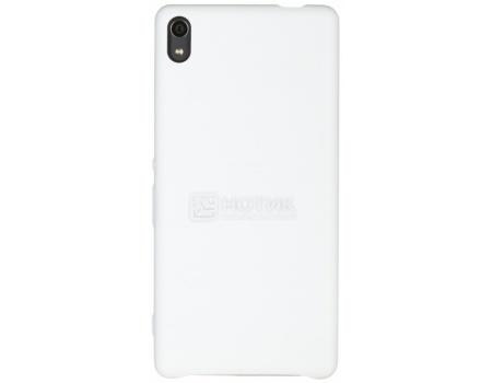 Чехол Sony Back Cover для Xperia XA Ultra, Пластик, Белый SBC34 White