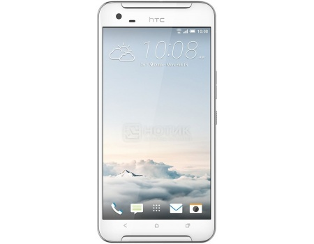 Смартфон HTC One X9 DS Opal Silver (Android 6.0 (Marshmallow)/MT6795 2200MHz/5.5