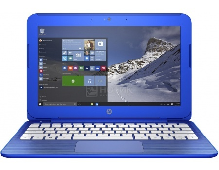 Ноутбук HP Stream 11-y000ur (11.6 LED/ Celeron Dual Core N3050 1600MHz/ 2048Mb/ SSD 32Gb/ Intel HD Graphics 64Mb) MS Windows 10 Home (64-bit) [Y3U90EA]