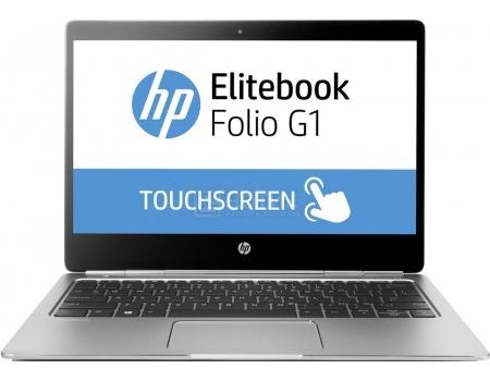 Фотография товара ультрабук HP EliteBook Folio G1 (12.5 TN (LED)/ Core M7 6Y75 1200MHz/ 8192Mb/ SSD / Intel HD Graphics 515 64Mb) MS Windows 10 Professional (64-bit) [X2F49EA] (48168)