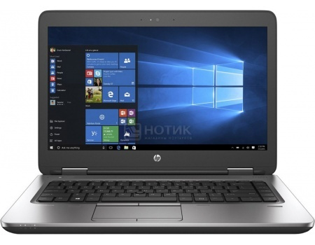 Ноутбук HP ProBook 645 G2 (14.0 LED/ A10-Series A10-8700B 1800MHz/ 4096Mb/ SSD 128Gb/ AMD Radeon R6 series 64Mb) MS Windows 7 Professional (64-bit) [Y3B26EA]