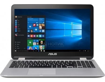 Ноутбук Asus VivoBook Flip TP501UQ (15.6 LED/ Core i7 6500U 2500MHz/ 8192Mb/ HDD 1000Gb/ NVIDIA GeForce GT 940MX 2048Mb) MS Windows 10 Home (64-bit) [90NB0CV1-M00790]