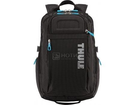 "Рюкзак 15.4"" Thule Crossover для 15"" MacBook Pro Нейлон, Черный TCBP-115 от Нотик"
