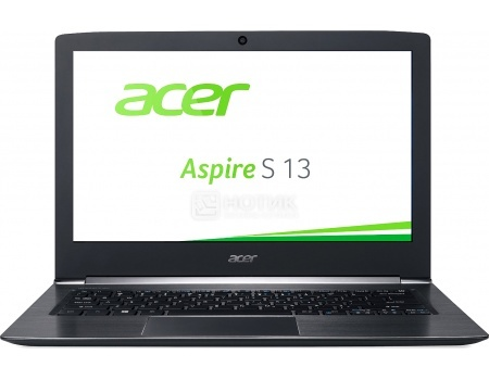 Фотография товара ультрабук Acer Aspire S5-371-59PM (13.3 IPS (LED)/ Core i5 6200U 2300MHz/ 4096Mb/ SSD / Intel HD Graphics 520 64Mb) MS Windows 10 Home (64-bit) [NX.GCHER.011] (48208)