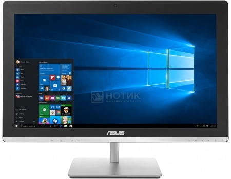 Моноблок Asus Vivo AiO V230IC (23.0 IPS (LED)/ Core i3 6100T 3200MHz/ 4096Mb/ HDD 1000Gb/ Intel HD Graphics 530 64Mb) MS Windows 10 Home (64-bit) [90PT01G1-M10710]