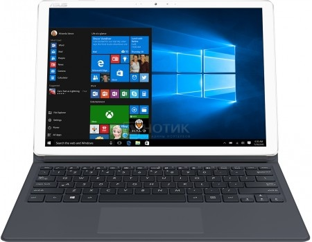 Ноутбук ASUS Transformer 3 T305CA-GW020T (12.6 IPS (LED)/ Core M 7Y30 1000MHz/ 4096Mb/ SSD 256Gb/ Intel HD Graphics 615 64Mb) MS Windows 10 Home (64-bit) [90NB0D82-M00340]
