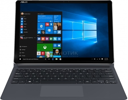 Ноутбук ASUS Transformer 3 T305CA-GW019T (12.6 IPS (LED)/ Core M 7Y30 1000MHz/ 4096Mb/ SSD 256Gb/ Intel HD Graphics 615 64Mb) MS Windows 10 Home (64-bit) [90NB0D81-M00330]