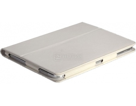 """Фотография товара чехол-подставка IT Baggage для планшета Lenovo IdeaTab 2 A10-30 10"""" Искусственная кожа, Белый ITLN2A103-0 (48283)"""