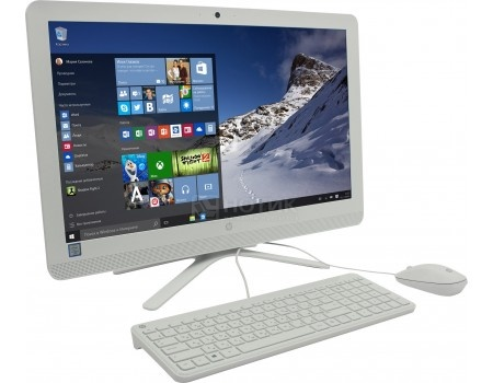 Моноблок HP 24-g071ur (23.8 IPS (LED)/ Core i5 6200U 2300MHz/ 8192Mb/ HDD 1000Gb/ NVIDIA GeForce GT 920A 2048Mb) MS Windows 10 Home (64-bit) [Y0X46EA]