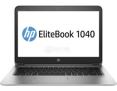 Ультрабук HP EliteBook Folio 1040 G3 (14.0 LED/ Core i7 6500U 2500MHz/ 8192Mb/ SSD 512Gb/ Intel HD Graphics 520 64Mb) MS Windows 7 Professional (64-bit) [Y8R13EA]HP<br>14.0 Intel Core i7 6500U 2500 МГц 8192 Мб DDR4-2133МГц SSD 512 Гб MS Windows 7 Professional (64-bit), Серебристый<br>