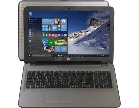 Ноутбук HP 255 G5 (15.6 LED/ A6-Series A6-7310 2000MHz/ 4096Mb/ HDD 500Gb/ AMD Radeon R4 series 64Mb) MS Windows 10 Professional (64-bit) [W4M50EA]