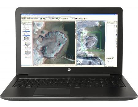 Фотография товара ноутбук HP ZBook 15 G3 (15.6 TN (LED)/ Core i7 6700HQ 2600MHz/ 8192Mb/ HDD 1000Gb/ AMD FirePro W5170M 2048Mb) MS Windows 7 Professional (64-bit) [Y6J56EA] (48323)