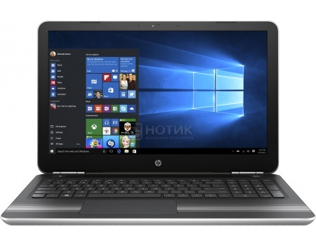 Ноутбук HP Pavilion 15-aw032ur (15.6 IPS (LED)/ A9-Series A9-9410 2900MHz/ 8192Mb/ Hybrid Drive 1000Gb/ AMD Radeon R7 M440 2048Mb) MS Windows 10 Home (64-bit) [Y6H86EA]