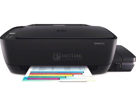 МФУ струйное цветное HP Deskjet GT 5810, A4, 8/5 стр/мин, USB, СНПЧ Черный X3B11A